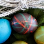 Rubber Band Easter Egg Trick