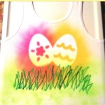 Easter T-Shirt Tie Dyed