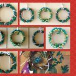 Holiday Mini Wreaths